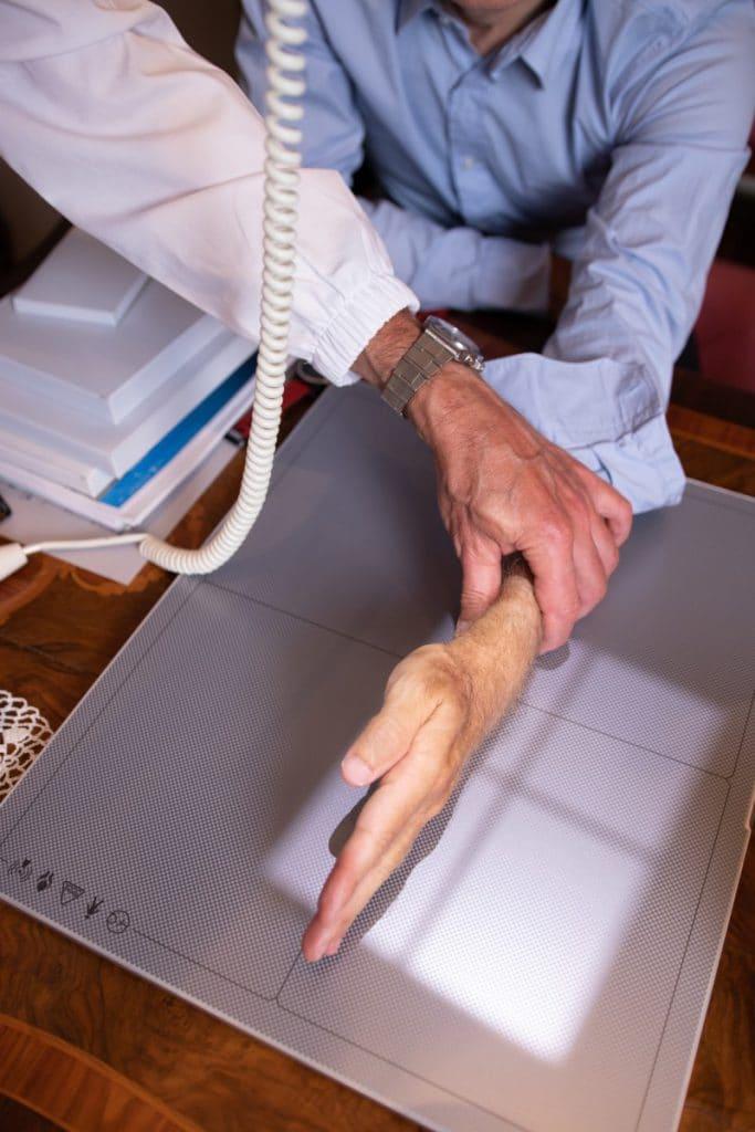 Pannello Digitale Radiografia Domiciliare