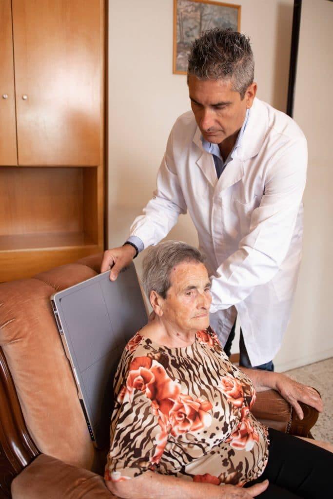 RX Torance domicilio | preparazione paziente